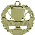 Sports Day Medal 50mm AM077